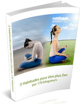 3 habitudes zen