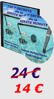 package 7 secrets de la sieste minute