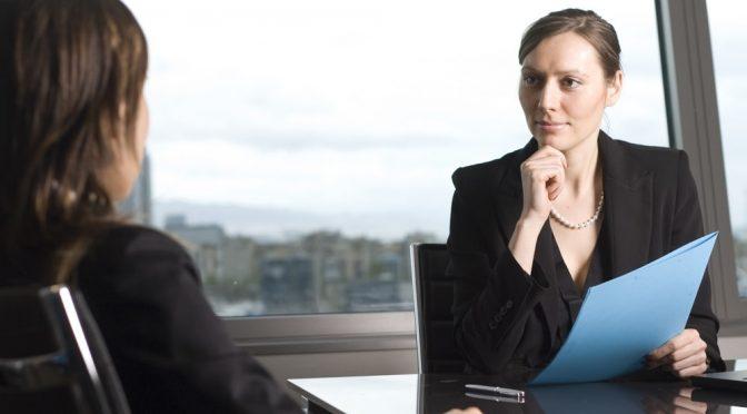 reussir entretien d'embauche
