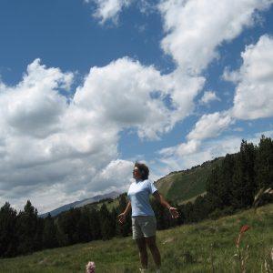 randonnée et sophrologie à Font Romeu