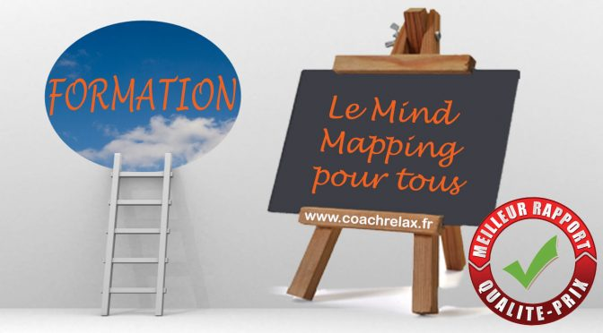 formation mind mapping à distance
