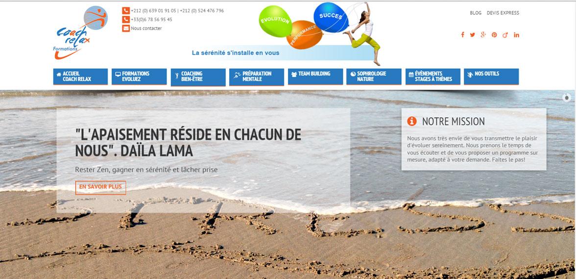 Coaching professionnel maroc archives coach relax le blog for Presse agrume professionnel maroc
