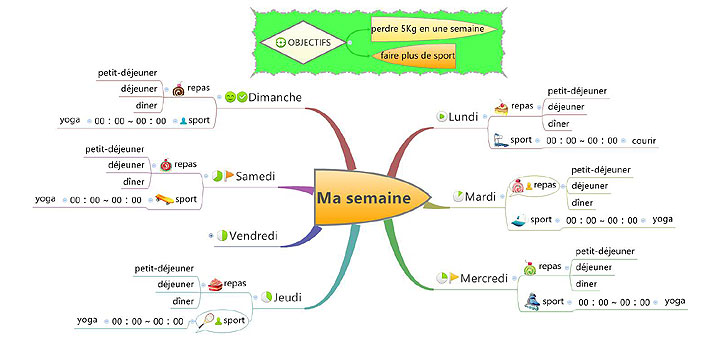Formation Mind Mapping: organisez votre temps