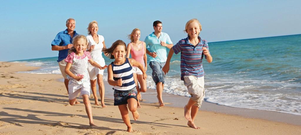 Stage Famille developpement personnel: des vacances autrement