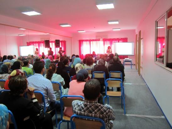 conférence école à Marrakech