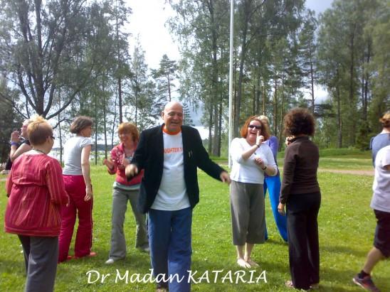 yoga du rire Dr Kataria