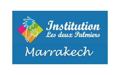 Institution Les 2 Palmiers, Marrakech