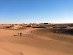 Desert Marocain : Randonnée et Sophrologie