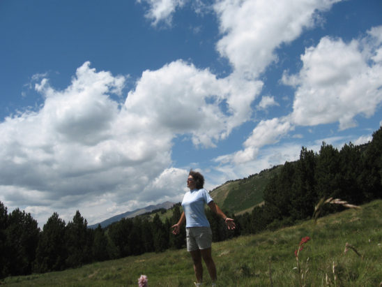 sophrologie en montagne à Font Romeu Pyrénées Orientales