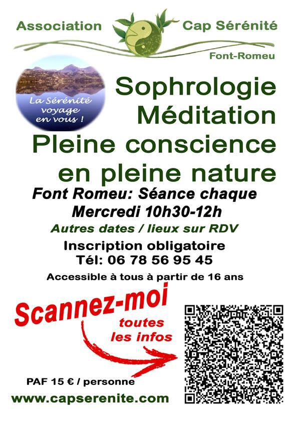 Sophrologie Nature Font-Romeu-Pyrénées